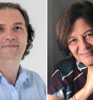 Vinicius de Carvalho e Regiane Berchielli