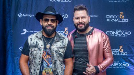 Violada Especial com Diego & Arnaldo