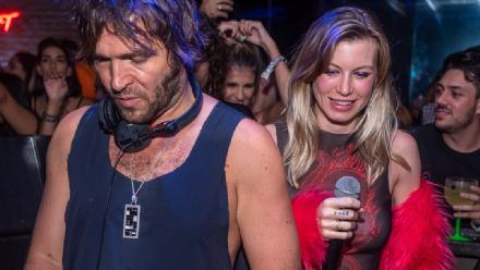 Lee Foss e Anabel Englund
