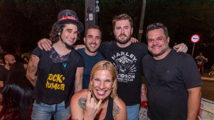 Rock+Humor agita o sábado em Cuiabá