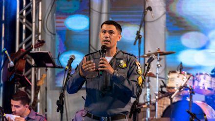 Live 128 anos do Corpo Musical da Polícia Militar do Estado de MT