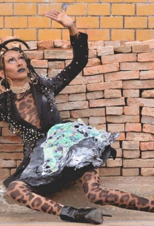 Instalação artística de MT revela vivências LGBTQIA+