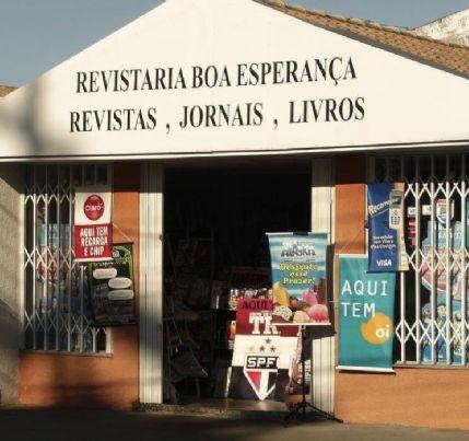 'Revistaria' resiste há 35 anos de digitalização no Boa Esperança