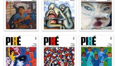 Revista Pixé terá volume impresso da íntegra de 17 edições