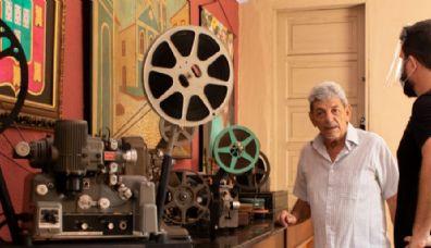 Aníbal Alencastro revisita cinemas de rua em Cuiabá
