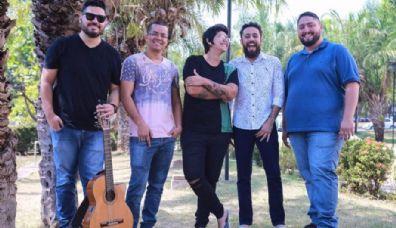 Grupo agita três horas de live solidária com repertório de música brasileira