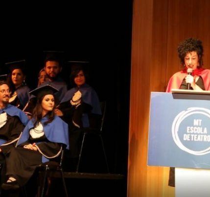 MT Escola forma segunda turma do curso de teatro