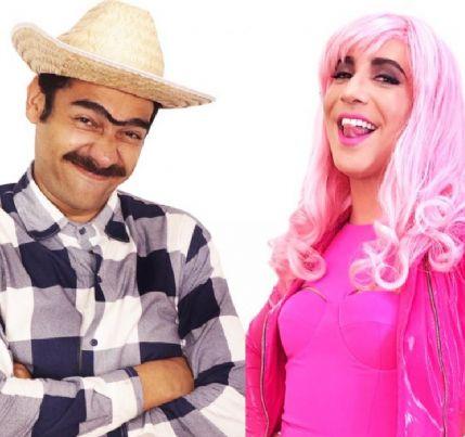 Em novo programa, humoristas comentam as notícias 'mais critinas' da semana