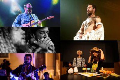Festival Cultura em Casa: confira atrações da semana, horários e links
