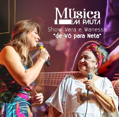 Vera Capilé e Wanessa Dias se apresentam esta noite no Sesc Arsenal