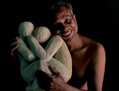 Exposição de esculturas 'Pedras do Meu Caminho' começa nesta quarta