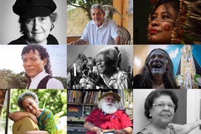 Mestres da Cultura: saiba quem serão os homenageados pela Lei Aldir Blanc em MT