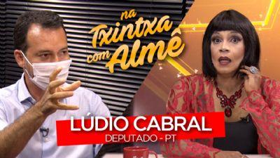 Na txintxa com Almê | Lúdio Cabral