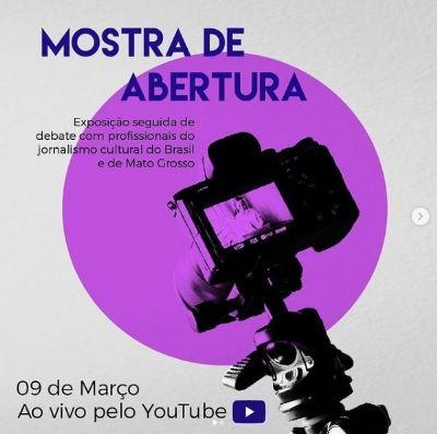 'Maratona de jornalismo cultural' traz palestras, debates e oficinas onlines e gratuitas