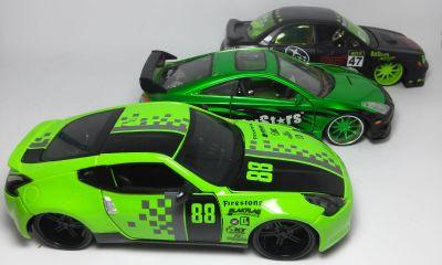 Colecionadores promovem exposição de miniaturas de carros neste sábado