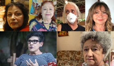 Personalidades da cultura de MT são vacinadas e refletem sobre pandemia