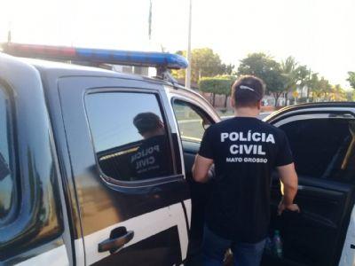 Homem com várias passagens por tráfico é preso em bairro de Cuiabá