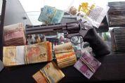 PF deflagra operação para combater extração ilegal de ouro no Estado