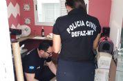 Valdir Piran e mais cinco são presos por desvios no Cepromat; vídeo