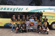 Alunos de projeto social da Rotam são destaque em competição nacional de jiu-jitsu