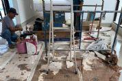 Construtora é denunciada por abandonar obra paga em condomínio de luxo após causar prejuízos