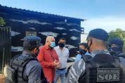 Deputado João Batista visita nova base do SOE e conhece trabalhos desenvolvidos na PCE