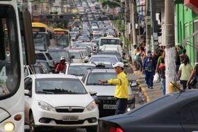 Estudo aponta crescimento de 20% na violência no trânsito da capital em 2018