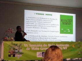 Cuiabá é uma das primeiras de MT a priorizar sustentabilidade na implantação de políticas públicas
