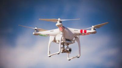 Drones apreendidos são doados para forças de segurança