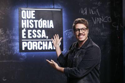 Cansado de opiniões e de política, Fábio Porchat comanda programa de contação de histórias