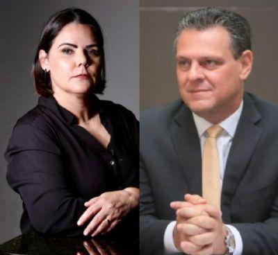 Candidaturas de Fernanda e Fávaro são deferidas