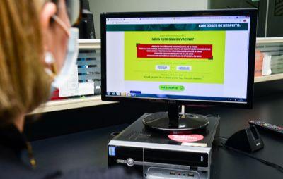 Prefeitura de Cuiabá começa agendamento da vacina para público de 40 a 44 anos