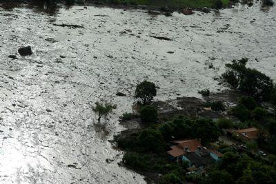 Com chuvas, agência alerta responsáveis por barragens de mineração