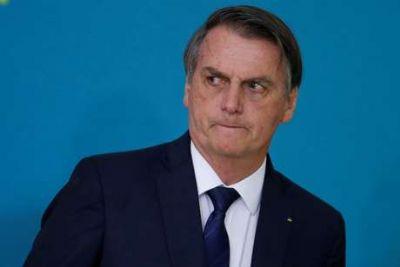 Bolsonaro: 'Espero que Lula fique lá (preso) por muito tempo'
