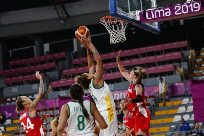 Brasil é vetado do Sul-Americano feminino de basquete