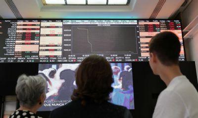 Bolsa de valores tem maior queda desde março