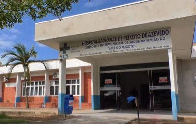 Hospital Regional recebe R$ 370 mil em equipamentos por meio de TAC