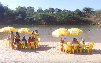 """TAC determina preservação de área onde ocorre """"Festival de Praia da Arara"""""""