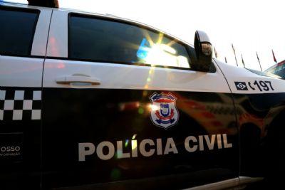 Casal é preso por agressões contra mulher; crime foi presenciado pelos filhos da vítima