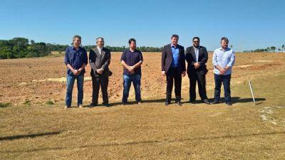 MPMT e empresa assinam escritura de doação de terreno para construção de nova sede das Promotorias