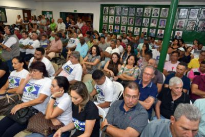 Botelho debate solução para 'Cota Zero' em audiência pública - vídeo