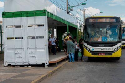 Motoristas de transporte coletivo paralisam suas atividades - Veja Vídeo