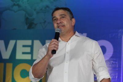 Abdo defende campanha propositiva, mas não irá recuar aos ataques de adversários