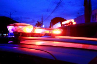 Mulher é detida por tentar morder policial no bairro Alvorada