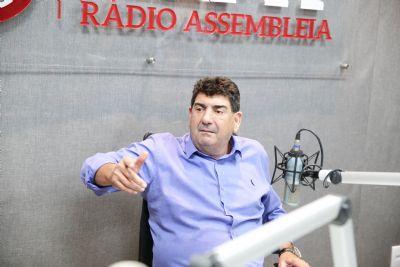 Dr João nega acordo para rodízio e afirma: 'mandato é meu'