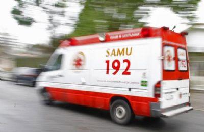 Mulher morre após colidir sua motocicleta em viga de concreto em Juara