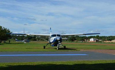 Aeroporto de Canarana recebe legalização da aeronáutica