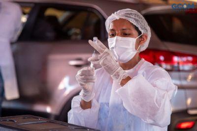 Rondonópolis faz 'repescagem' para vacinação de pessoas com mais de 33 anos