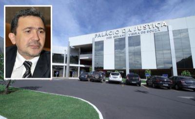 Desembargador declara suspeição para relatar caso que investiga presidente da ALMT
