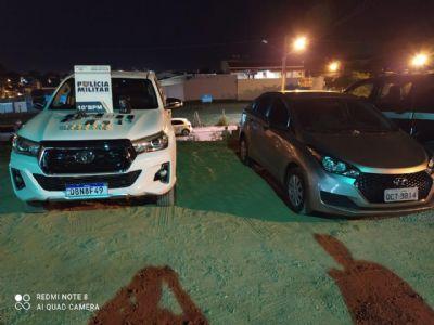 PM desarticula quadrilha de roubo, receptação e adulteração de veículos